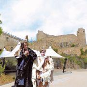 La réouverture du château du Hohlandsbourg