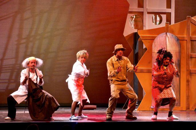 La Revue Scoute 2014 revient dans le Haut-Rhin