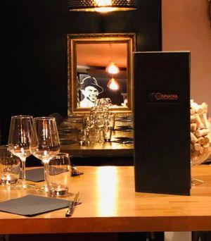 La Saint-Valentin au restaurant Le Sinatra