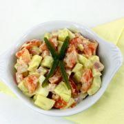 La salade de pommes de terre