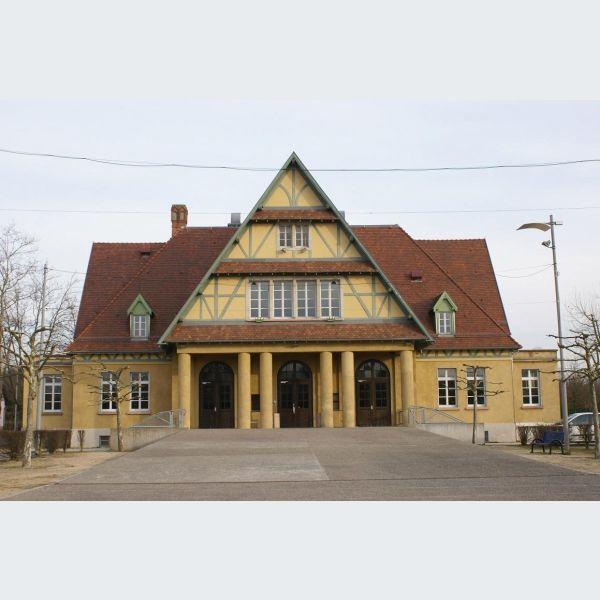 Salle rencontre et loisirs wittelsheim