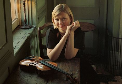 Alina Ibragimova (violon)