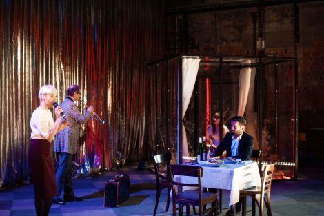 L\'opéra de Bellini, La Sonnambula, est déconstruit et recomposer par David Marton