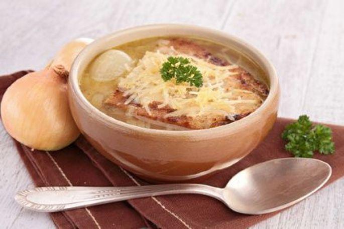 La soupe à l\'oignon