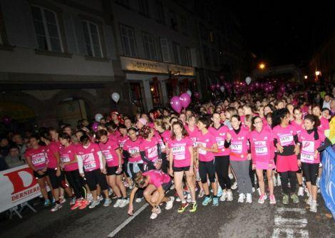 La Strasbourgeoise, une course à pied réservée aux femmes dans le cadre de la lutte contre le cancer du sein