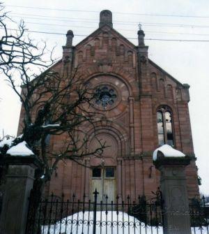 La Synagogue de Balbronn est aujourd\'hui désaffectée de ses fonctions cultuelles