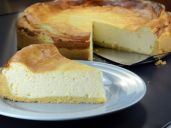 La tarte au fromage blanc