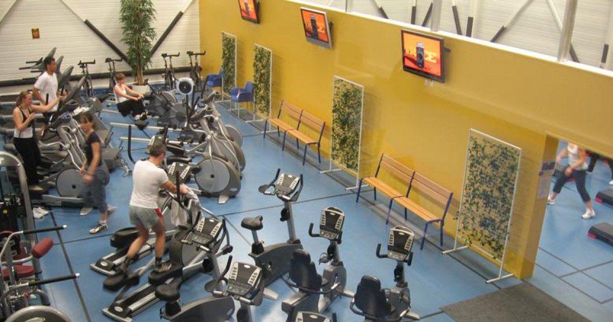 centre sportif terrasse des halles strasbourg fitness. Black Bedroom Furniture Sets. Home Design Ideas