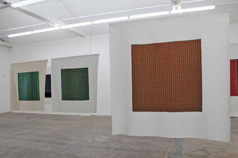 Import Export, une installation de Maja Bajevic, nommée pour le Prix Marcel Duchamp en 2017