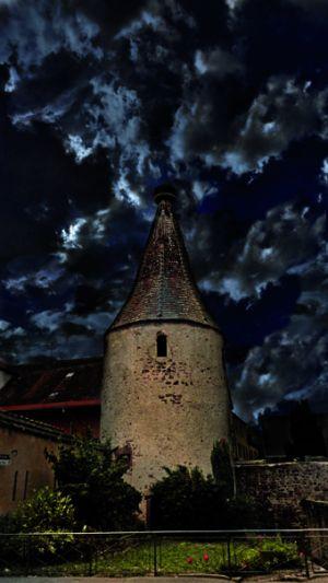 La Tour des Sorcières de Ribeauvillé