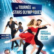La tournée des stars olympiques