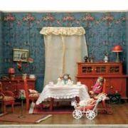 La vie en mini - Maisons de poupées & Cie