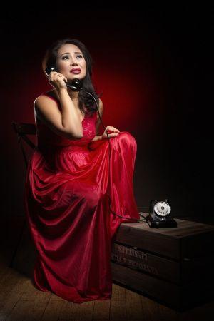 La soprano Armela Fortuna