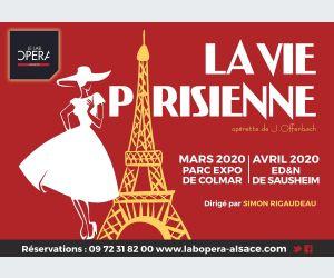 Labopéra d\'Alsace 2020 : la Vie Parisienne