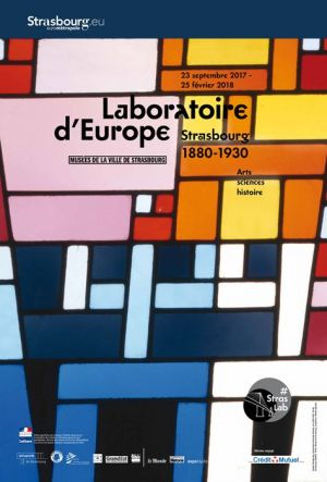 Laboratoire d\'Europe - Strasbourg, 1880-1930