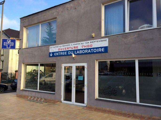 Laboratoire d\'analyses médicales de Dornach/Mulhouse