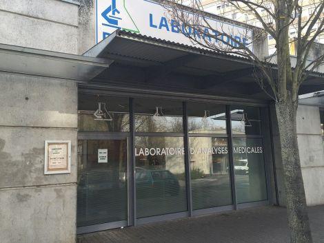 Le laboratoire d\'analyses médicales des Coteaux à Mulhouse