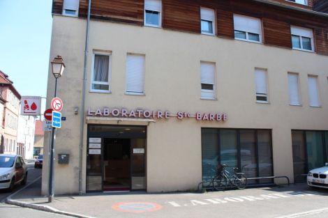 Laboratoire Sainte-Barbe de Sélestat
