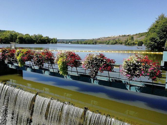 Lac Kir à Dijon