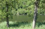 Le Lac de Sewen, qui est aussi la source de la Doller.
