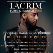 Lacrim : Force et Honneur Tour