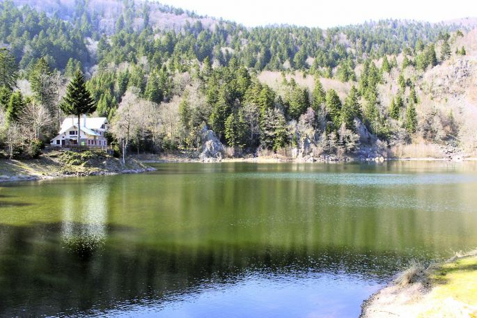 les lacs de Neuweiher