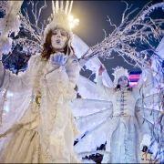 Lancement des illuminations de Noël à Strasbourg