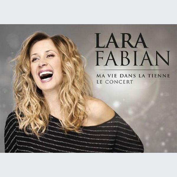 Papillon Lara Fabian: Lara Fabian : Ma Vie Dans La Tienne // Annulé