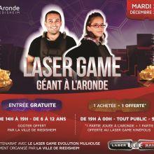 Laser Game géant