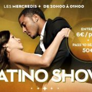 Cours de danses latines : Latino Show