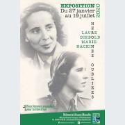 Laure Diebold, Marie Hackin, héroïnes oubliées