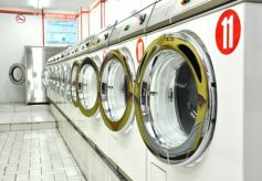 Les laveries automatiques, pratiques, faciles et pas cher !