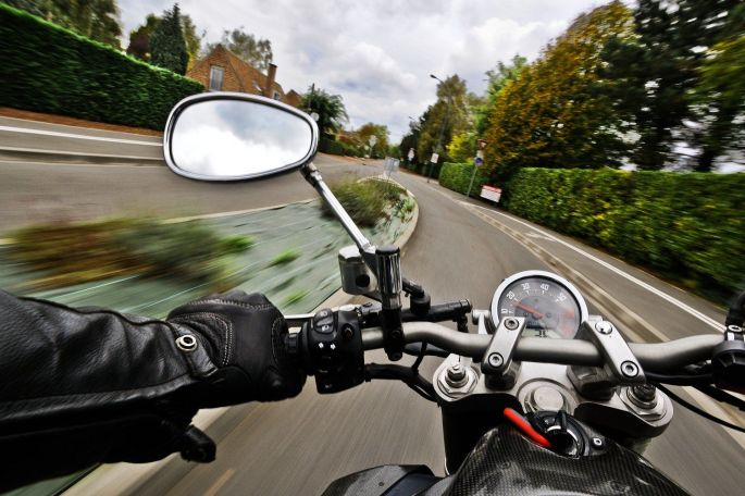 Les passionnés de deux roues se retrouvent au Salon de la moto à Eschau