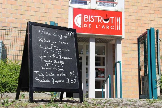 Le Bistrot de l\'Arc, un restaurant intergénérationnel
