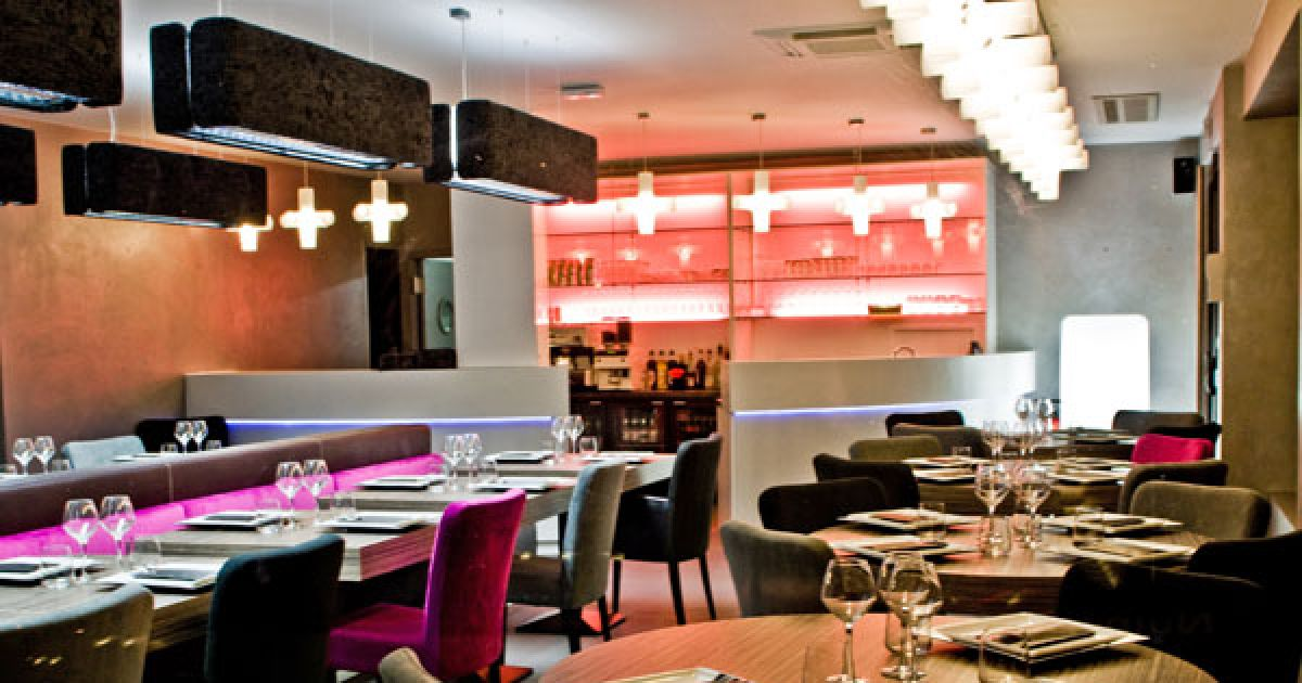 Le bk restaurant lounge libanais colmar plan et coordonn es - La table de louise colmar ...