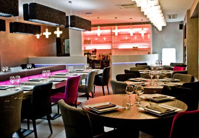 le bk restaurant lounge libanais colmar plan et coordonn es. Black Bedroom Furniture Sets. Home Design Ideas