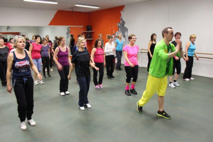 Chaque année apporte son lot de nouveautés en terme de cours de fitness 3c520328bfa