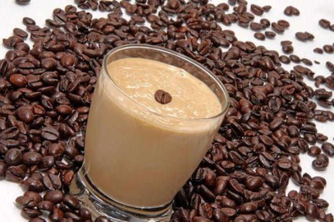 Le café frappé