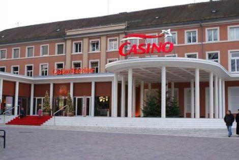 Le casino Barrière de Niederbronn