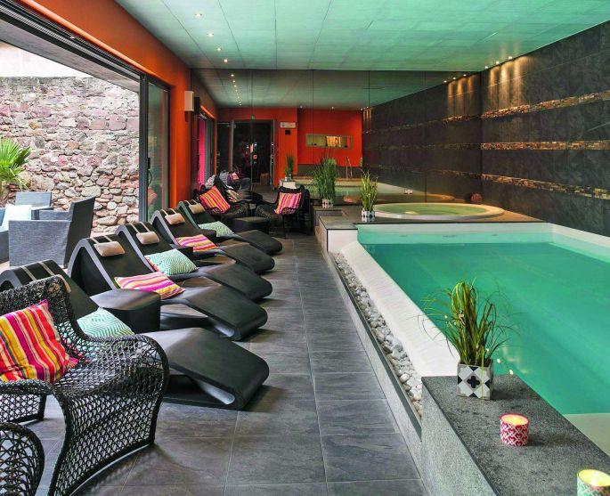 Le Chambard hôtel et Spa à Kaysersberg, le calme alsacien !