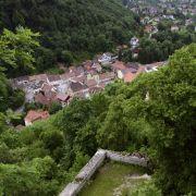 Escapade à Ferrette dans le Jura alsacien