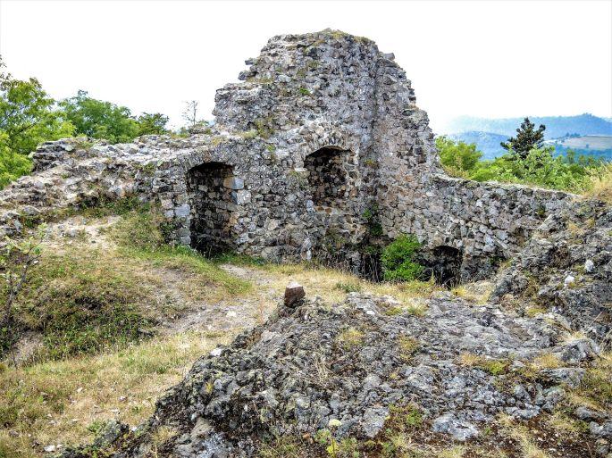 Ruines du château du Freundstein
