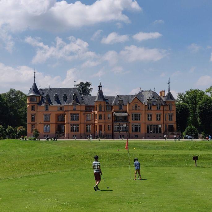 Le château de Hombourg
