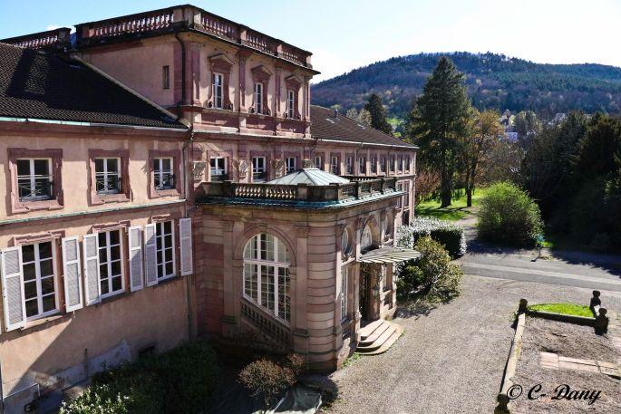 Le Château de la Neuenbourg