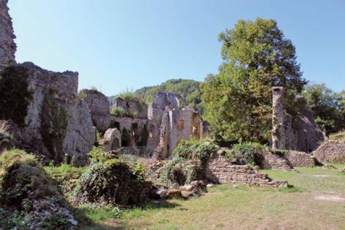 Le château de Morimont