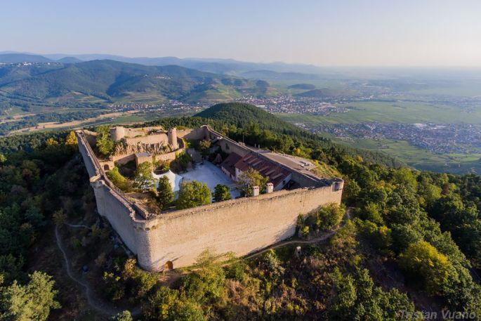 Le Chateau du Hohlandsbourg