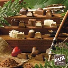 Jacques Bockel conçoit aussi des chocolats pour les diabétiques