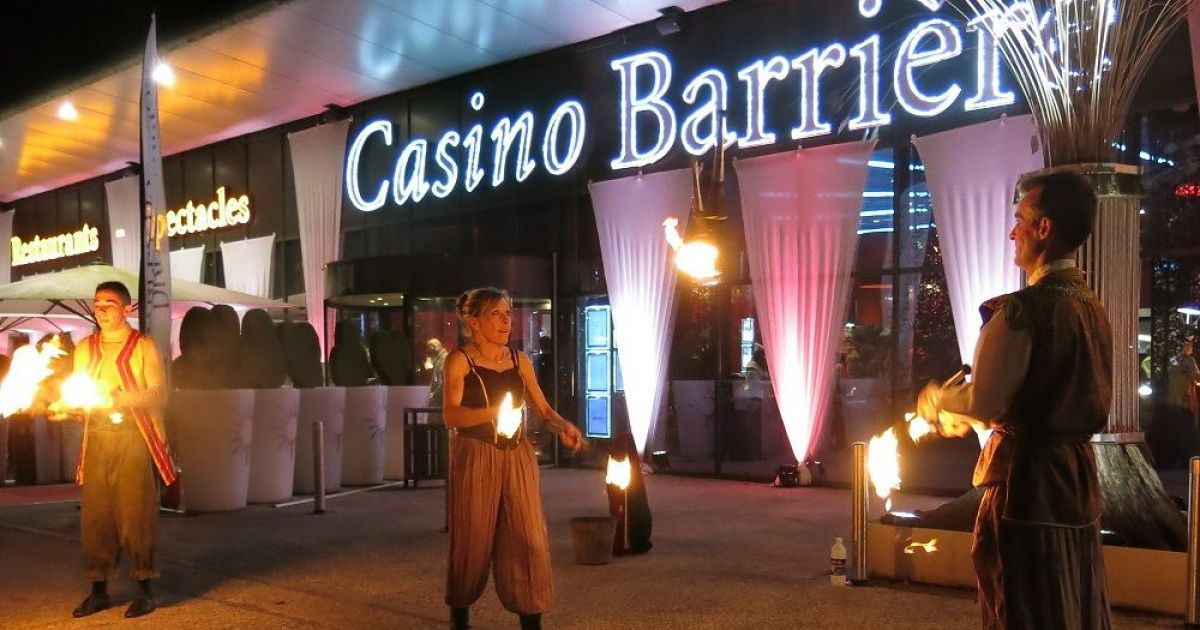 Casino barriere recrutement suisse o holy crap song