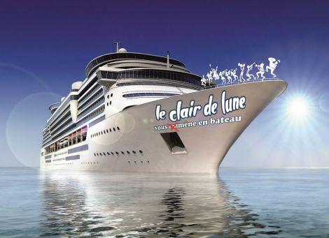 Le Clair de Lune vous (em)mène en bateau