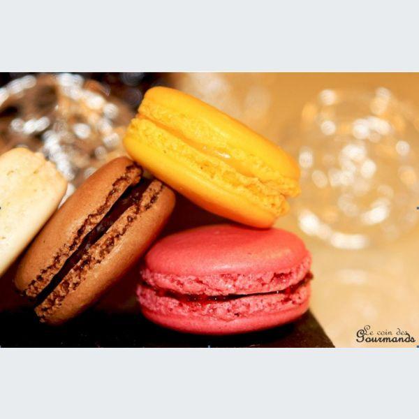 Le coin des gourmands cours de macarons domicile - Cours de cuisine mulhouse et environs ...